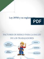 4. Ley 29783 y Su Reglamento