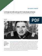 La CIA Sigue Sin Revelar Todo Lo Que EE UU Sabía Del Golpe de Pinochet _ Estados Unidos