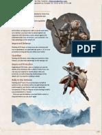 Excerpt - Oathbound Fighter Archetype
