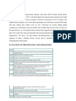 Telecom Industry Profile