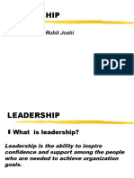 Leader Ship Style 115