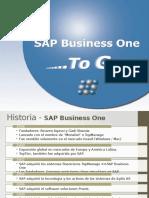 Sistemas de Información - Sap Business One