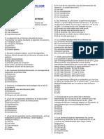 Test Farmacologia Antibioticos