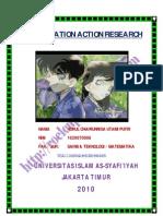 PARTICIPATION ACTION RESEARCH