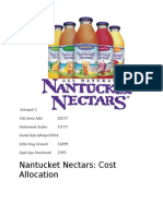 nantucket nectars sold
