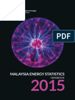 Malaysia Energy Statistics Handbook 2015