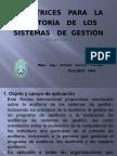 15.- Directrices Para La Auditoría de Los Sistemas de Gestión