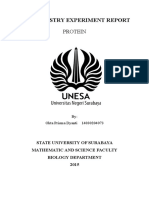 Laporan Protein BIOKIMIA UNIVERSITAS NEGERI SURABAYA.docx