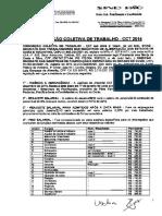 CCT Panificação Goiás 2014