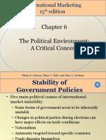 Student International Marketing 15th Edition Chapter 6 Copy