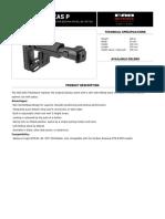 FAB Defense Product UAS-ZAS P