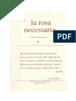 La rosa necessaria n. 8