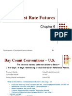 Ch 06 Interest Rate Futures