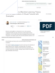 A Machine Learning Introductory Tutorial With Examples _ Toptal