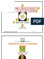 Terminology of Jainism