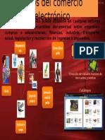 Usos Del Comercio Electrónico Unimar