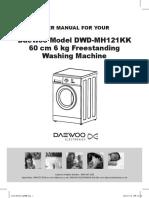 Dwdmh121kkns Manual