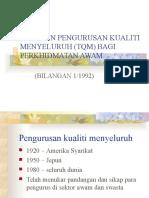 1-92 5panduan Pengurusan Kualiti Menyeluruh (Tqm) Bagi