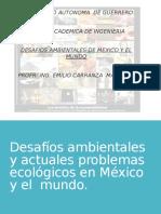 A.-desafios Ambientales Del Agua