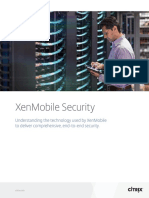 Xenmobile Security Understanding the Technology Used by Xenmobile