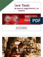 Core Tools - Jose Dominguez y Juan Jose Mireles
