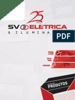 Sv Eletrica Catalogo Sv