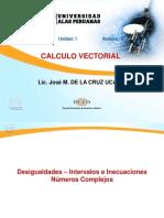 Calculo Vectorial I UAP