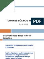 Tumores Solidos Infantiles-dra Muriel
