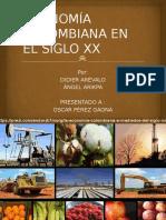 Economía Colombiana en El Siglo xx