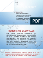 Beneficios Laborales
