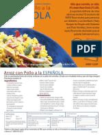 44 Receta Diabetes Arroz Con Pollo