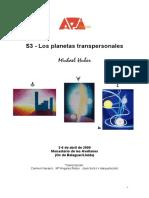 2009 S3 Abr2009 Los Planetas Transpersonales