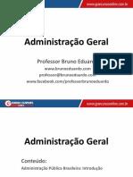 Evolução da Adm. Brasileira - Aula 01 - Introdução a Adm. Brasileira (Parte I).pdf