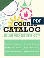 2016 2017 HS Course Catalog