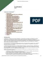 Técnica de Guía de Infiltraciones Articulares 2011