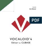 Vocaloid4 Unlocked