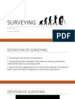 Surveying - Chapter 1