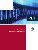 Domain Names Beginners Guide - French