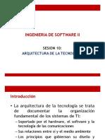 IS2_Sesion10_D_ADM - Arquitectura de La Tecnología