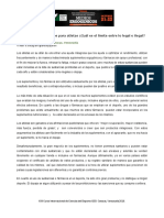 Resumen Eduardo Gutierrez XXII GSSI CCS