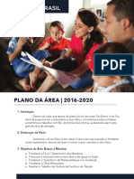 Plano Da Area 2016