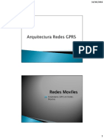 Clase No.14 - Arquitectura Redes GPRS v1.0 (Ing. Raul Pineda)