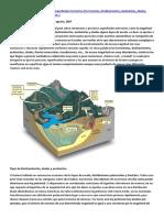 Las Leyes Fractales de Los Procesos Superficiales Terrestres