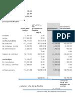 Solucion Presupuesto Flexible