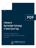4-03--PRESENTATION--Review of Best Available Technology in Escort Tugs