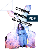 Careless Exposure [by] DC DeMarse