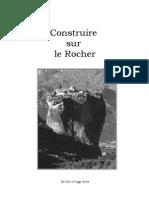 Construire Sur Le Rocher