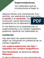 Presentacion para Final de Quimica (Superconductores).pptx
