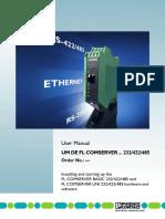 Com Server Manual Uni and Basic