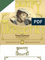 Naughty Marietta - LP Liner Notes